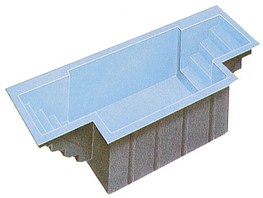 Fiberglass Church Baptistery Systems